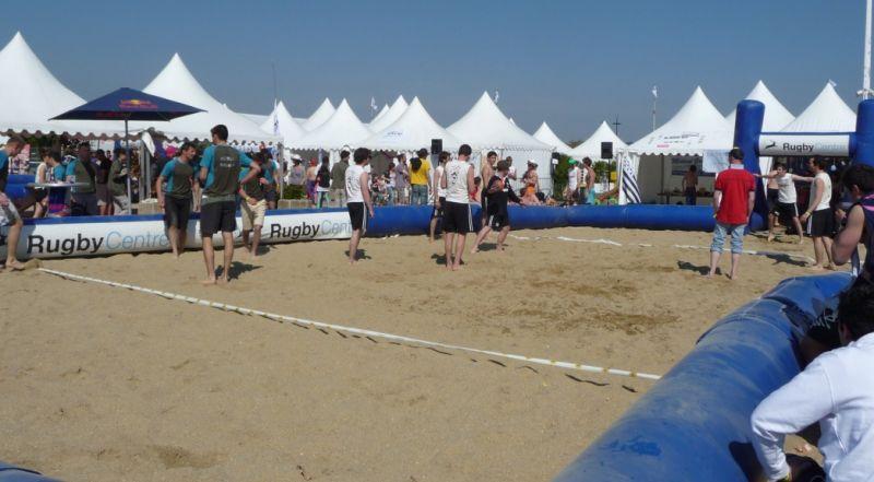 Jour 3 - Mardi 21 Avril - SandBall ! sandball